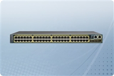 Cisco Catalyst 2960 WS-C2960S-48FPS-L Gigabit Managed Ethernet Switch from Aventis Systems, Inc.