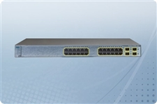 Cisco Catalyst WS-C3750G-24TS-S1U Gigabit Managed Switch 24 Ports from Aventis Systems, Inc.