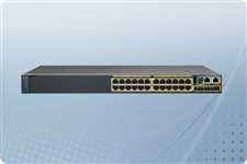 Cisco Catalyst WS-C2960X-24PS-L Ethernet Switch 24 Ports from Aventis Systems, Inc.