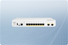 Cisco Catalyst WS-C2960CG-8TC-L Managed Switch 8 Ports from Aventis Systems, Inc.