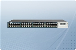 Cisco Catalyst 3750 WS-C3750X-48P-L PoE Managed Ethernet Switch from Aventis Systems, Inc.
