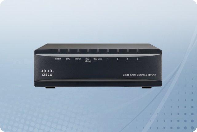 303206 2 - Cisco Rv042g Dual Gigabit Wan Vpn Router Price