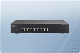 Cisco SF300-08 8-Port 10/100 Managed Switch from Aventis Systems, Inc.