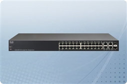 Cisco SF300-24 24-Port 10/100 Managed Switch from Aventis Systems, Inc.