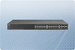 Cisco SG500-28MPP 28-port Gigabit Max PoE+ Stackable Switch from Aventis Systems, Inc.