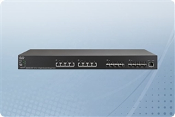 Cisco SG500XG-8F8T 16-port 10-Gigabit Stackable Switch from Aventis Systems, Inc.