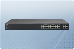 Cisco SG200-18 18-port Gigabit Smart Switch from Aventis Systems, Inc.