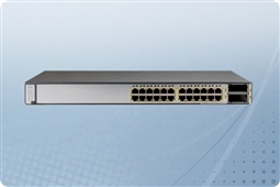 Cisco Catalyst WS-C3750E-24TD-E Managed Switch 24 Ports from Aventis Systems, Inc.