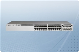 Cisco Catalyst WS-C3850-24P-S Layer 3 Managed Switch Aventis Systems, Inc.
