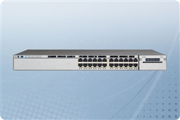 Cisco Catalyst WS-C3750X-24S-S Managed 24 Port Gigabit SFP Stackable Switch Aventis Systems, Inc.