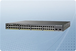 Cisco Catalyst WS-2960XR-48TS-I 48 Port Layer 3 Ethernet Switch