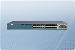 Cisco Catalyst WS-C3560X-24T-L 24 Port Rackmountable Managed Switch