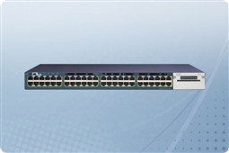 Cisco Catalyst WS-C3560X-48PF-L 48 Port PoE Managed Switch