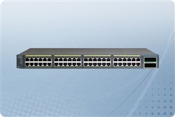 Cisco Catalyst 3560 WS-C3560E-48TD-S 48 Port Managed Switch from Aventis Systems