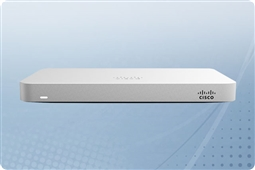 Cisco Meraki MX64-HW Cloud Managed Desktop Advanced Security Firewall Appliance from Aventis Systems