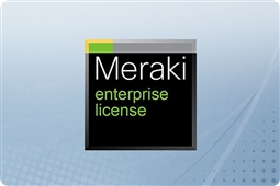 Cisco Meraki MX64W Security Appliance 1 Year Advanced Security License and Support Subscription