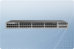 Cisco Catalyst WS-C3850-48P-S PoE Gigabit Ethernet Managed Layer 3 Switch with Stacking