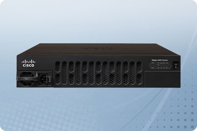 Isr4351 K9 Cisco Router Aventis Systems