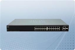 Cisco Small Business Series SG250-26P-K9 26 Port PoE+ Gigabit Ethernet Smart Switch from Aventis Systems