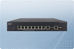 Cisco Small Business Series SG355-10P-K9 10 Port PoE+ Layer 3 Gigabit Ethernet Managed Switch from Aventis Systems