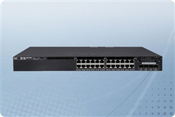 Cisco Catalyst WS-C3650-24PD-S 24 Port PoE+ Layer 3 Gigabit Ethernet Managed Switch from Aventis Systems