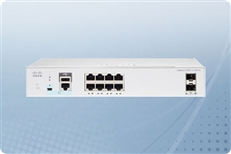 Cisco Catalyst WS-C2960CX-8PC-L 8 Port PoE+ Layer 3 Gigabit Ethernet Managed Switch from Aventis Systems