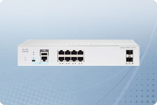 Ws C2960l 8ts Ll Cisco Switch Aventis Systems