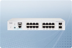 Cisco Catalyst WS-C2960L-16PS-LL 16 Port PoE+ Gigabit Ethernet Managed Switch from Aventis Systems