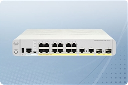Cisco Catalyst WS-C3560CX-12PC-S 12 Port PoE+ Layer 3 Gigabit Ethernet Managed Switch from Aventis Systems