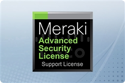 Cisco Meraki MX400 Security Appliance 1 Year Advanced Security License and Support Subscription from Aventis Systems
