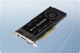 NVIDIA Quadro K4000 Graphics Card