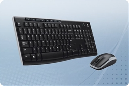 Logitech Wireless MK270 Keyboard & Mouse