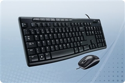Logitech Wired MK200 Keyboard & Mouse