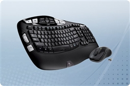 Logitech Wireless Wave MK550 Keyboard & Mouse