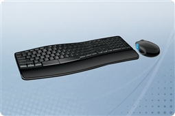 Microsoft Sculpt Comfort Desktop Wireless Keyboard & Mouse