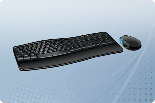 005b7cad95a Microsoft Sculpt Comfort Desktop Wireless Keyboard and Mouse Combo