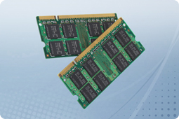1GB (1 x 1GB) DDR2 PC2-5300 667MHz Laptop Memory from Aventis Systems, Inc.