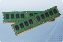 4GB (2 x 2GB) DDR2 PC2-5300 667MHz ECC Unbuffered Server Memory from Aventis Systems, Inc.