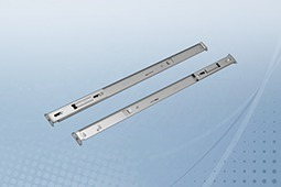 Static Post Rail Kit for Dell PowerEdge R210 from Aventis Systems, Inc.