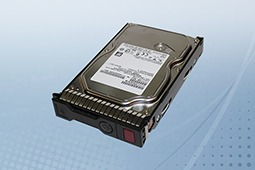 "4TB 7.2K 6Gb/s SAS 3.5"" Hard Drive for HP ProLiant from Aventis Systems, Inc."