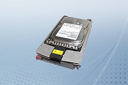 "146GB 15K U320 SCSI 3.5"" Hard Drive for HP Proliant from Aventis Systems, Inc."