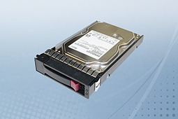 "500GB 7.2K SAS 6Gb/s 3.5"" Hard Drive for HP ProLiant from Aventis Systems, Inc."