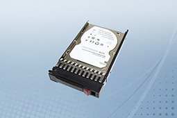 "300GB 10K SATA 3Gb/s 2.5"" Hard Drive for HP ProLiant from Aventis Systems, Inc."