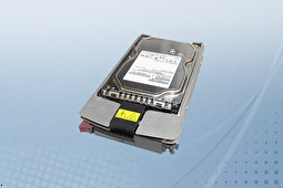 "146GB 10K U320 SCSI 3.5"" Hard Drive for HP StorageWorks from Aventis Systems, Inc."