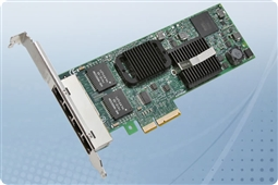 Intel PRO/1000 PCI-E Quad Port VT Gigabit Ethernet NIC Server Adapter from Aventis Systems, Inc.