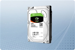 "2TB SATA 6Gb/s 3.5"" Seagate FireCuda Flash Accelerated Internal Hard Drive from Aventis Systems"