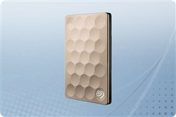 2TB Seagate Backup Plus Gold Ultra Slim Portable External HDD from Aventis Systems, Inc.