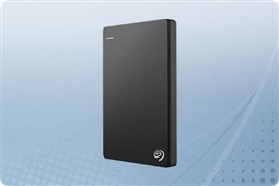 1TB Seagate Backup Plus Black Slim Portable External HDD from Aventis Systems, Inc.