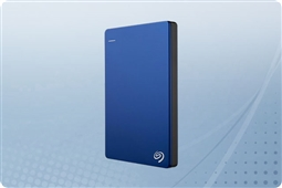 2TB Seagate Backup Plus Blue Slim Portable External HDD from Aventis Systems, Inc.