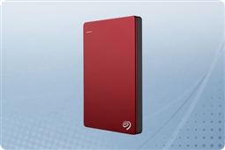 2TB Seagate Backup Plus Red Slim Portable External HDD from Aventis Systems, Inc.